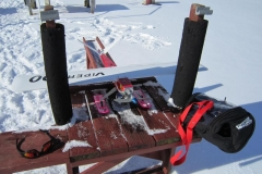 Viper on skiis preparation