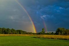 WFC field rainbow 8-3-13
