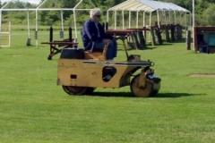 Peter Hess - Field rolling 2014